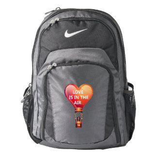 Love Is In The Air Nike Backpack