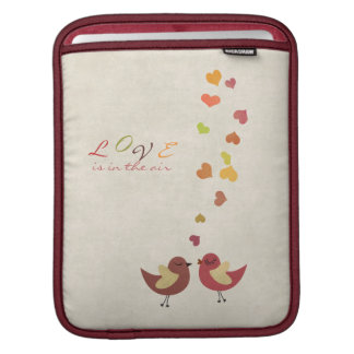 Love is in the air sleeve for iPads