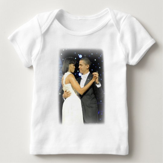 Love is in the Air, The First Couple Dancing II Baby T-Shirt