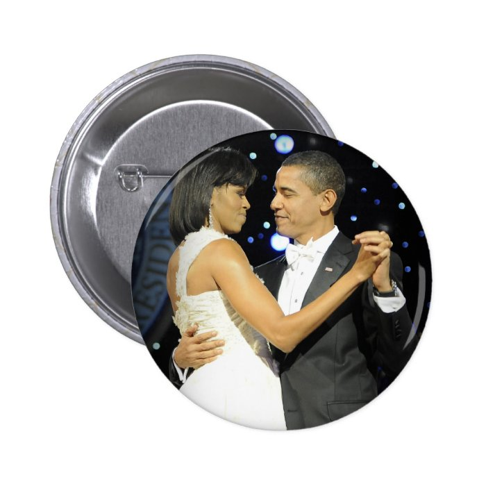Love is in the Air, The First Couple Dancing II Button