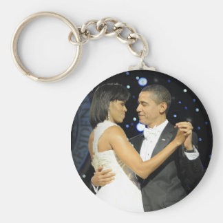 Love is in the Air, The First Couple Dancing II Keychain