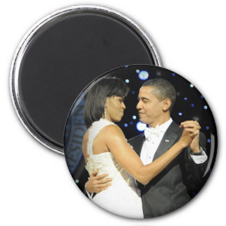 Love is in the Air, The First Couple Dancing II Magnet
