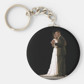 Love is in the Air, The First Couple Dancing Keychain