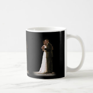 Love is in the Air, The First Couple Dancing Coffee Mugs