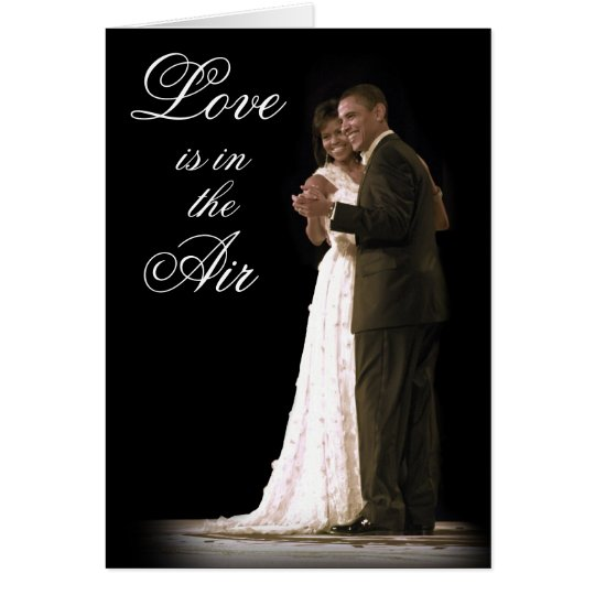Love is in the Air, The First Family, Couple Card