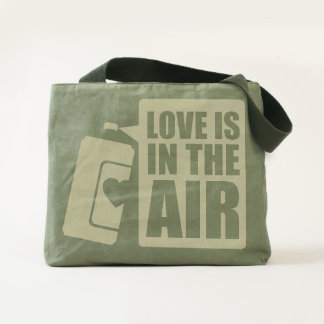 Love Is In The Air Tote