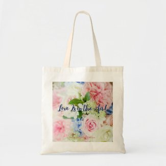 Love Is in the Air! Tote Bag