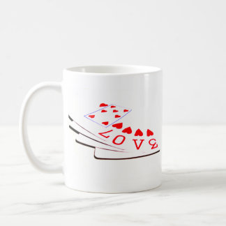 Love is in the Cards Mugs