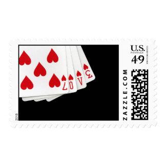Love Is In The Cards Postage