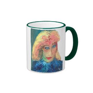 Love Is In The Hair Coffee Mug