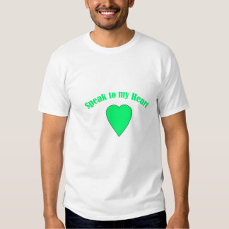 Love is in the heart t shirt