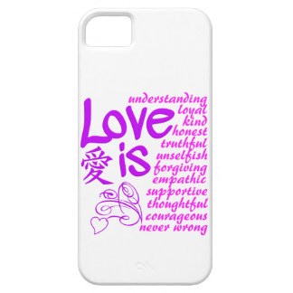 Love Is ... iPhone Case-Mate, customizable iPhone 5 Cases