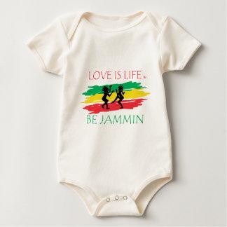 Love is Life Bodysuit