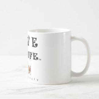 Love is Life Coffee Mug