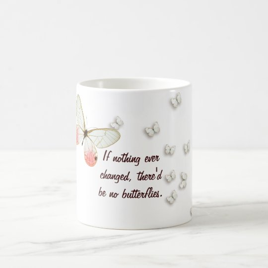 Love is like a Butterfly  Mug