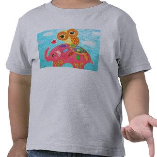 Love Is Like An Elephant T-shirts