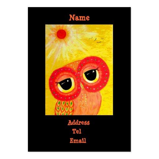 Love Is Like The Sun Business Card Template