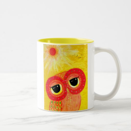 Love Is Like The Sun Two-Tone Coffee Mug