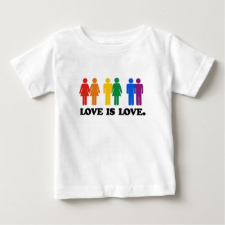 Love is Love Baby T-Shirt