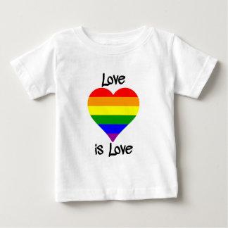 Love Is Love Baby T-Shirt