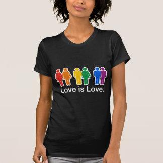 LOVE IS LOVE BASIC T-Shirt