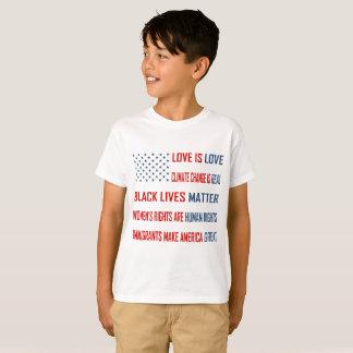 Love is Love Boy's T-Shirt