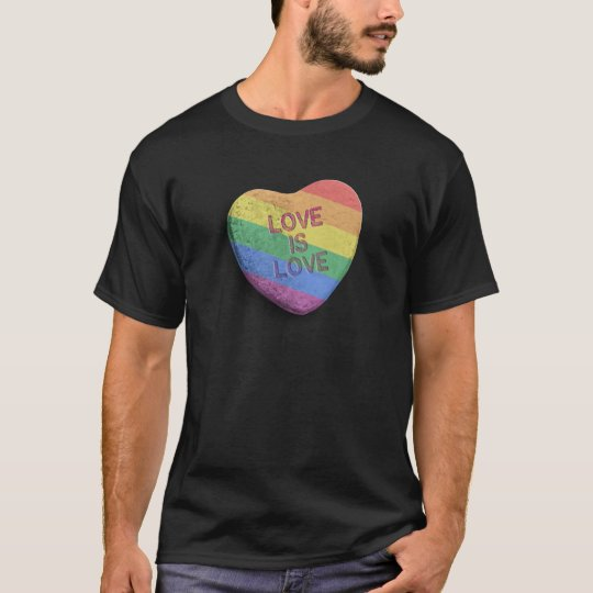 LOVE IS LOVE CANDY -.png T-Shirt