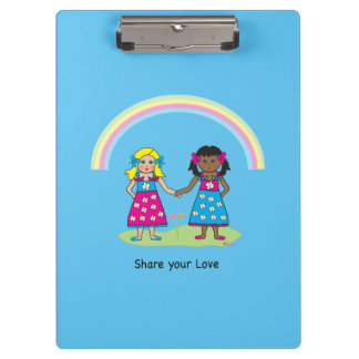 LOVE is LOVE - Equality for All Clipboard