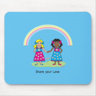 LOVE is LOVE - Equality for All Mouse Pad