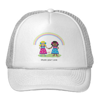 LOVE is LOVE - Equality for All Trucker Hat