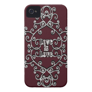 Love is Love Equality iphone case iPhone 4 Case