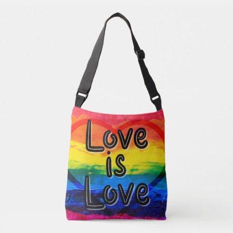 Love is Love - Full Cover Bag