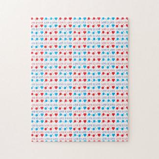 LOVE is LOVE II Jigsaw Puzzle