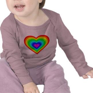 Love is Love in Neon Tee Shirt
