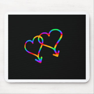 Love is love mouse pad
