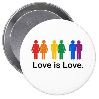 Love is Love Pins