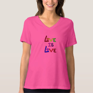 LOVE IS LOVE (Plain & Simple!) ~ T-Shirt