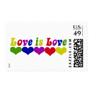 Love is Love Postage