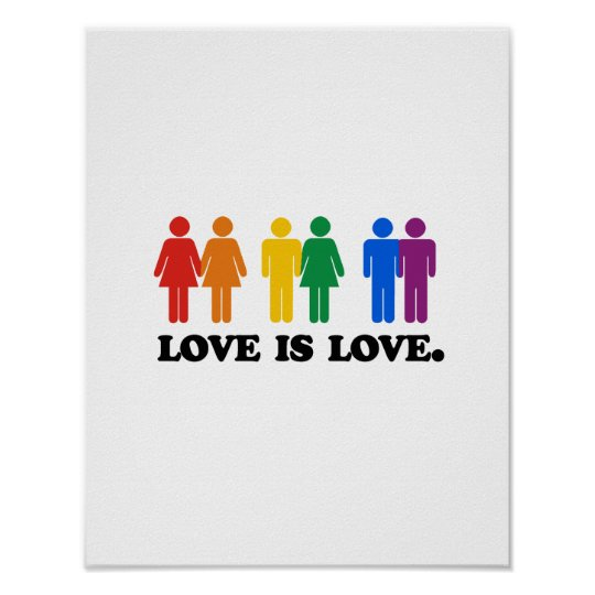 Love is Love - Poster