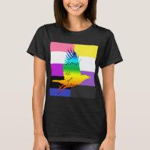 Love is Love : Tayaverse Design 3 T-Shirt