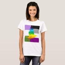 Love is Love: Tayaverse Design 4 T-Shirt