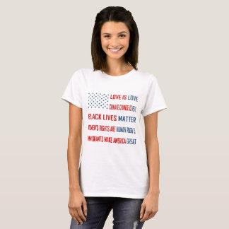 Love is Love Women's Basic T-Shirt