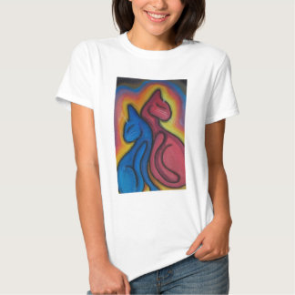 Love is Magical Cats T-shirt