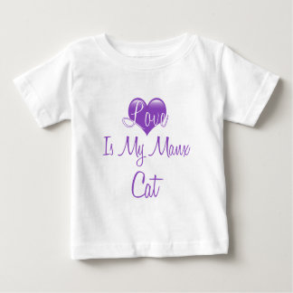 Love is my Manx Cat Baby T-Shirt