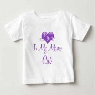Love is my Manx Cat Baby T-Shirt