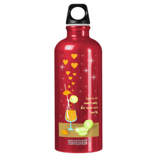 Love is not sweet candy Liberty Bottle SIGG Traveler 0.6L Water Bottle