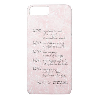 Love is Patient iPhone 7 Plus Case