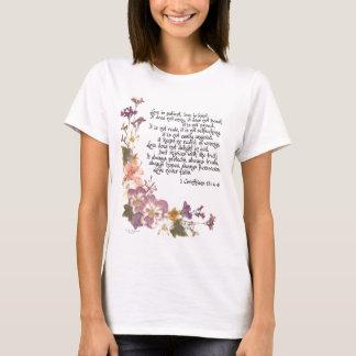Love is Patient T-Shirt