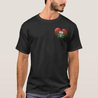 Love is Poison (skull/green) T-Shirt