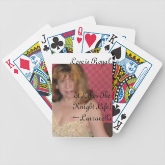 Love Is Royal Bicycle Playing Cards